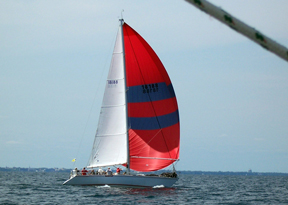 Sailboat KenoshaSail 2017 72ppi